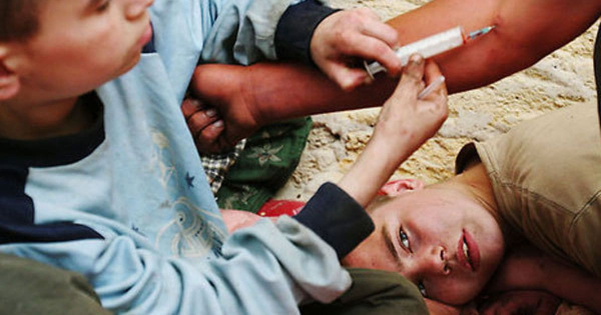 Чем могут болеть дети рожденные от отца наркомана